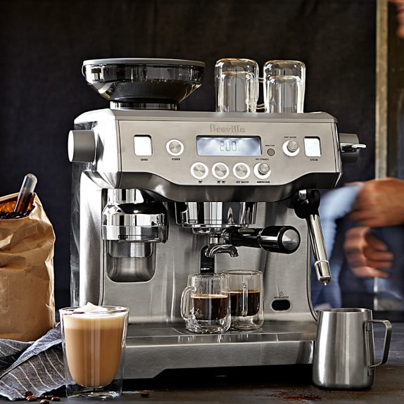 Breville Oracle Espresso Maker | Williams-Sonoma​