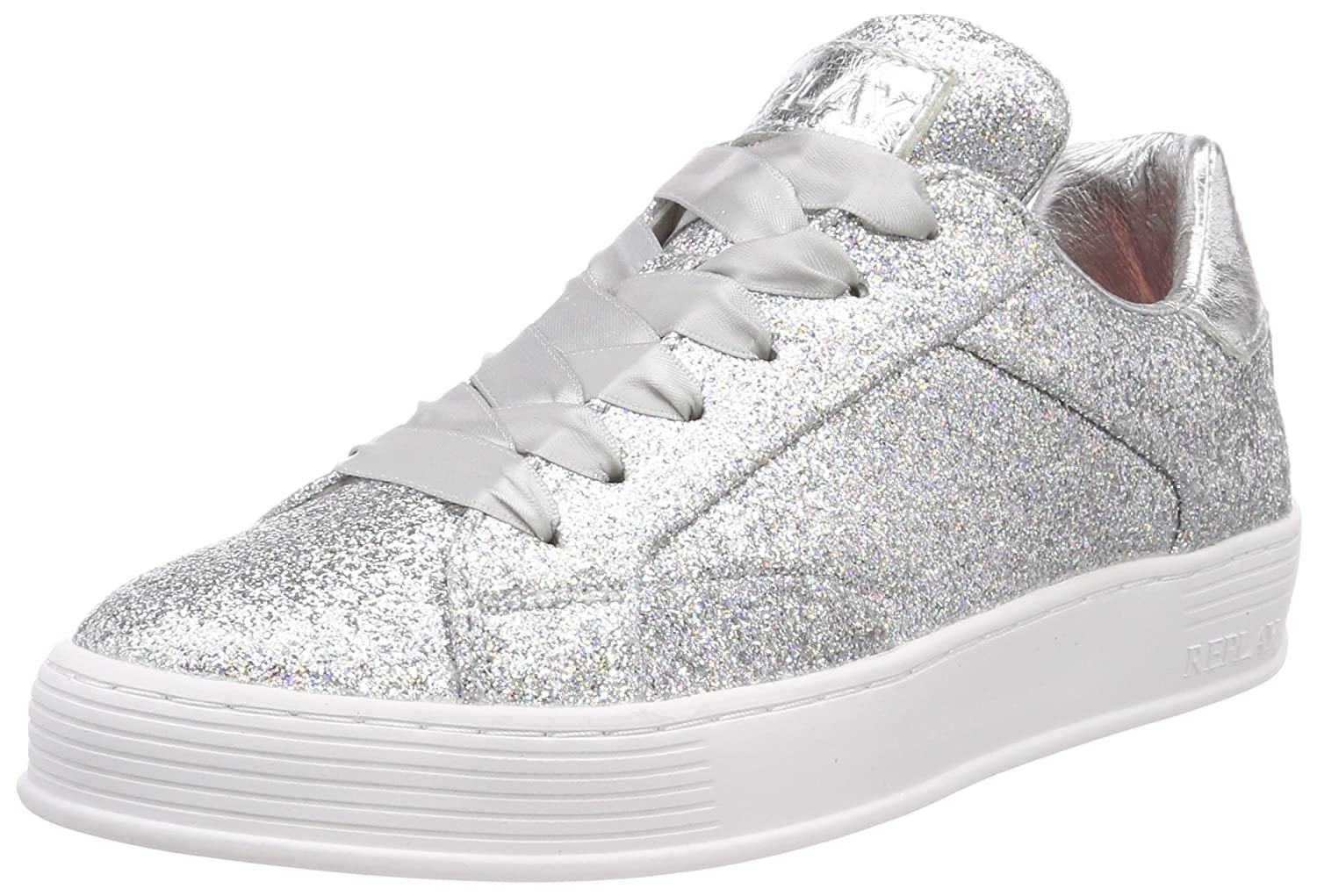 Replay (Silver) Damen Welh Sneaker Silber (Silver) Replay 1549be