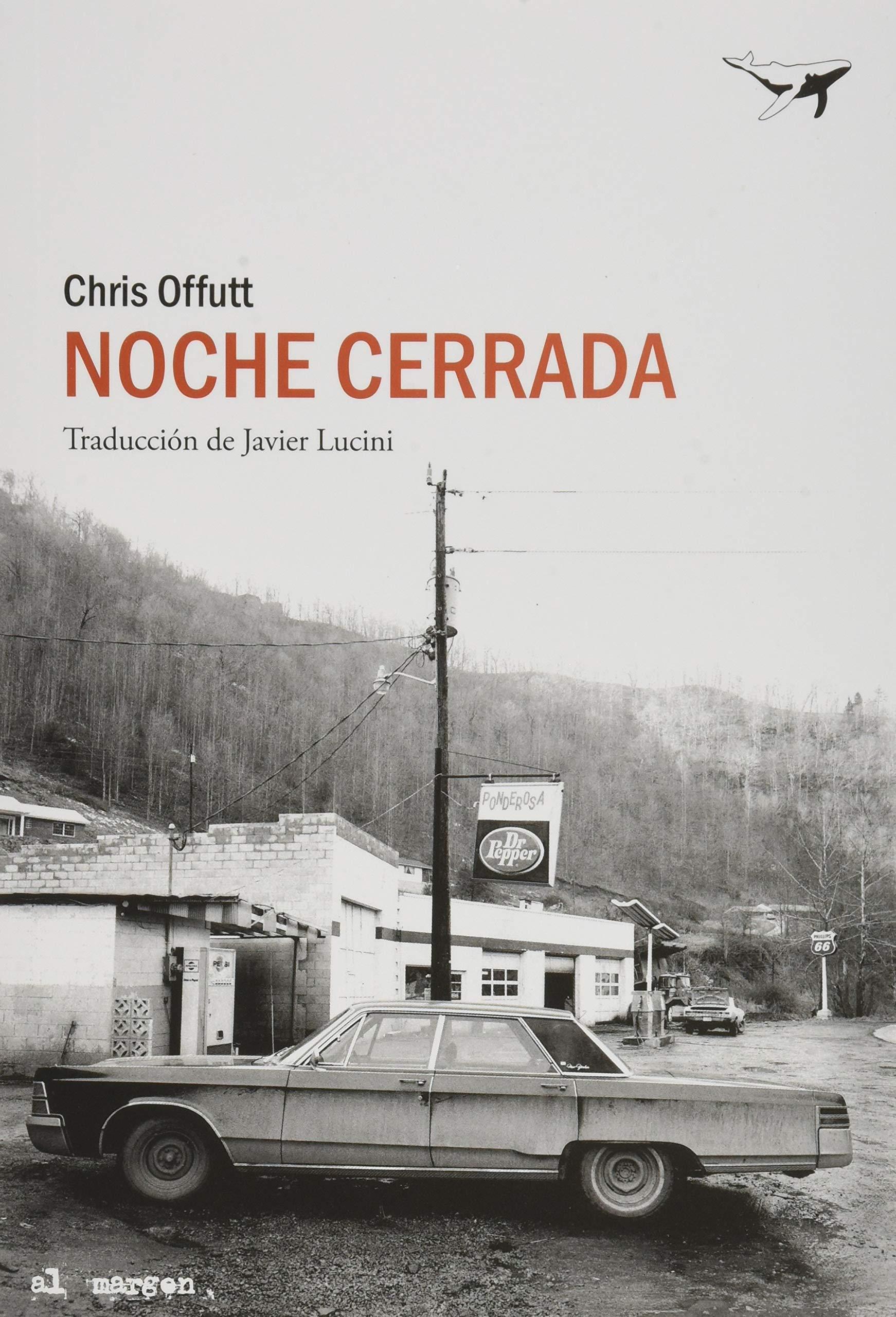 Noche cerrada: 43 (al margen): Amazon.es: Offutt, Chris, Lucini ...