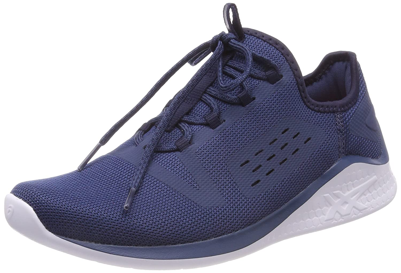 Asics Fuzetora, Zapatillas de Running para Hombre 42 EU|Azul (Dark Blue/Dark Blue/Peacoat 4949)