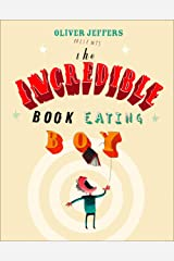 The Incredible Book Eating Boy Kindle Edition