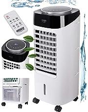 Klimageräte & Ventilatoren Treu Mini Klimaanlage Klimagerät Luftbefeuchtung Turmventilator Mobil Fernbedienung