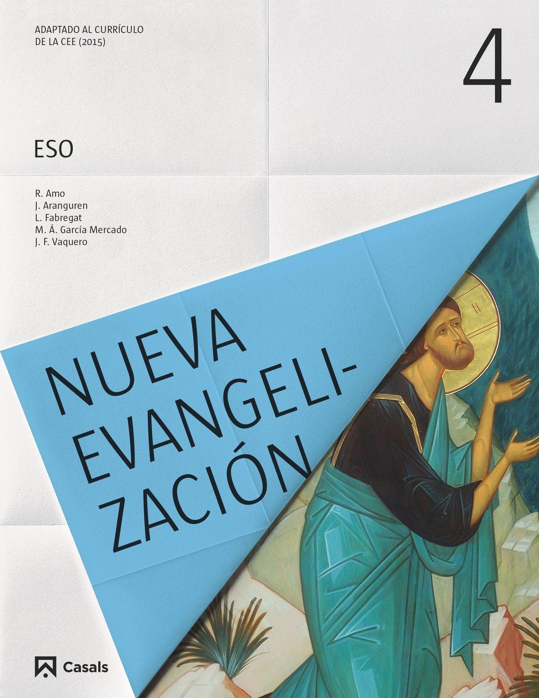 Nueva Evangelización 4 ESO (2016) - 9788421861011: Amazon.es ...