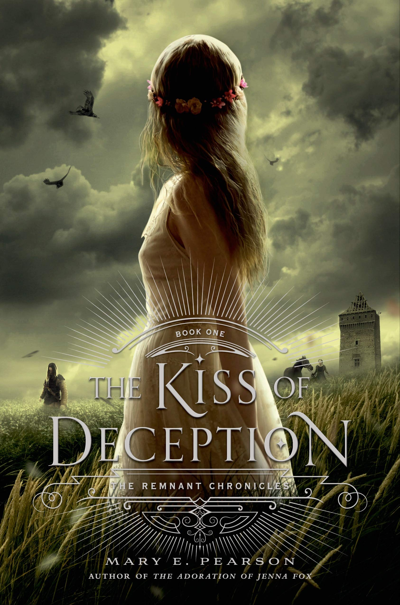Amazon.com: The Kiss of Deception: The Remnant Chronicles, Book One  (9780805099232): Pearson, Mary E.: Books