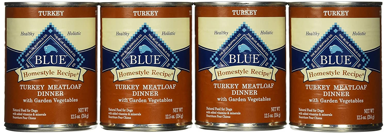bluee Buffalo Turkey Meatloaf Dinner (12.5 oz)