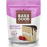 BakeGood Coconut Flour Blend, 2lb, 1-to-1 Replacement for All Purpose Flour, Gluten Free, Non-GMO, Kosher