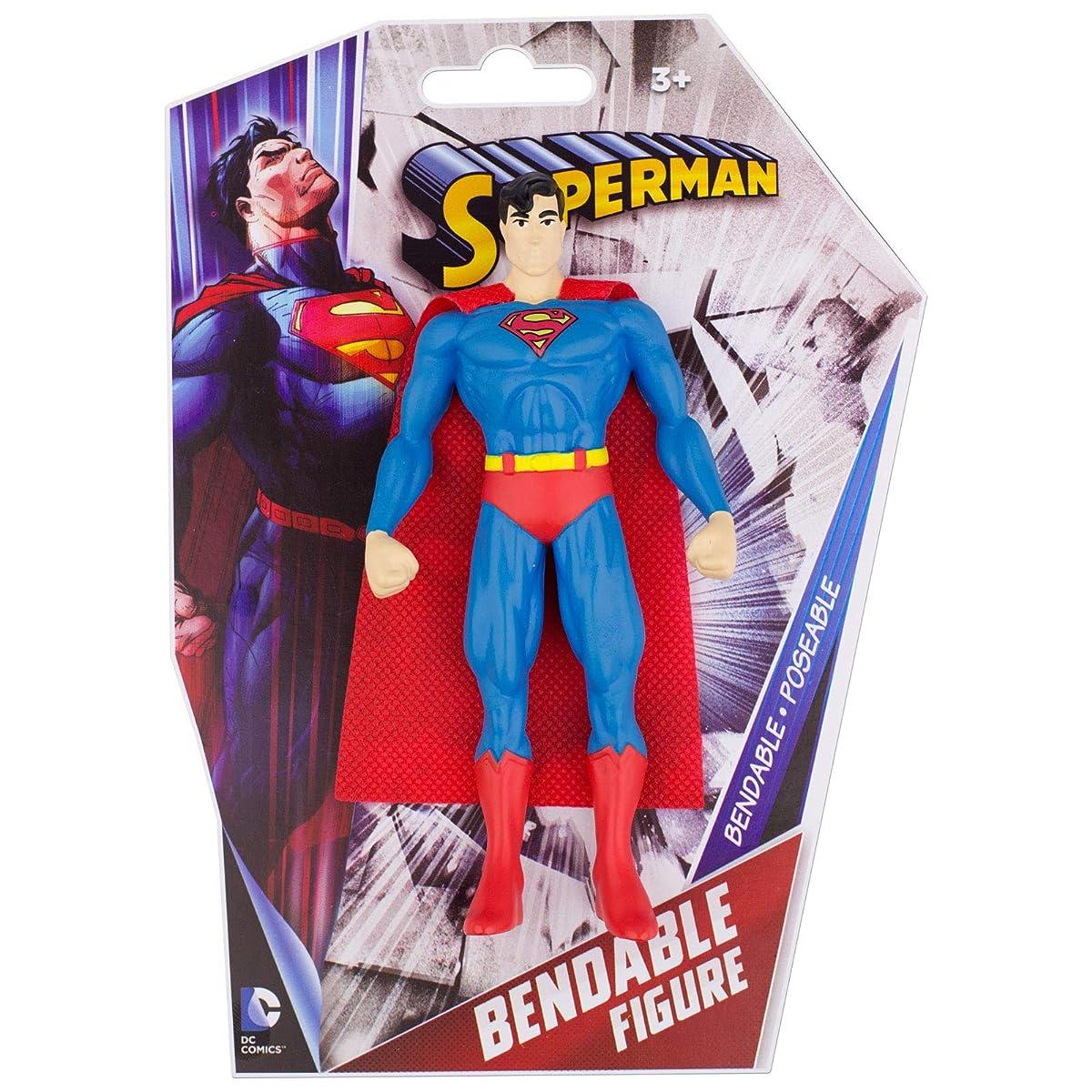 NJ Croce Classic Superman Action Figure