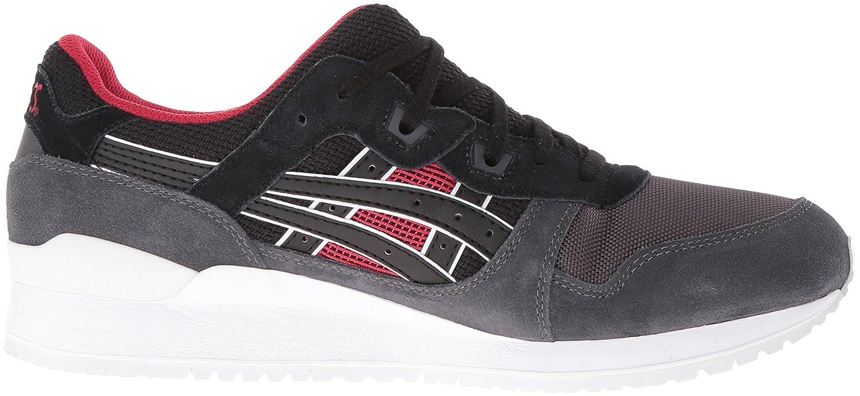 ASICS Men's Gel-Lyte III Fashion Sneaker B019PXST8W 11 D(M) US|Black/Black