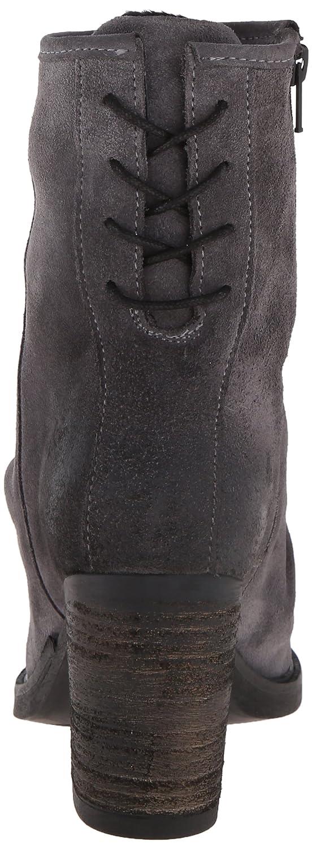 Bos. & Co. Women's Barlow Boot B00VMUP4NK 40 EU/9-9.5 M US|Grey Oil Suede