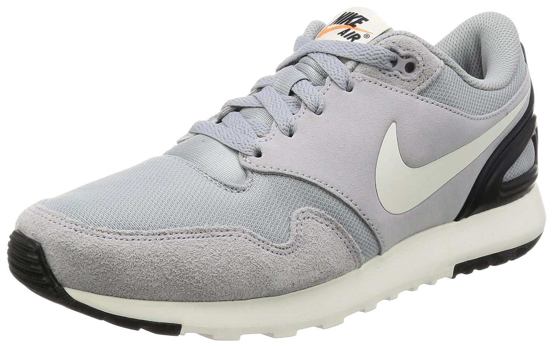 Nike Air Vibenna, Zapatillas de Gimnasia para Hombre 38.5 EU|Negro (Wolf Grey/Sail/Black 002)