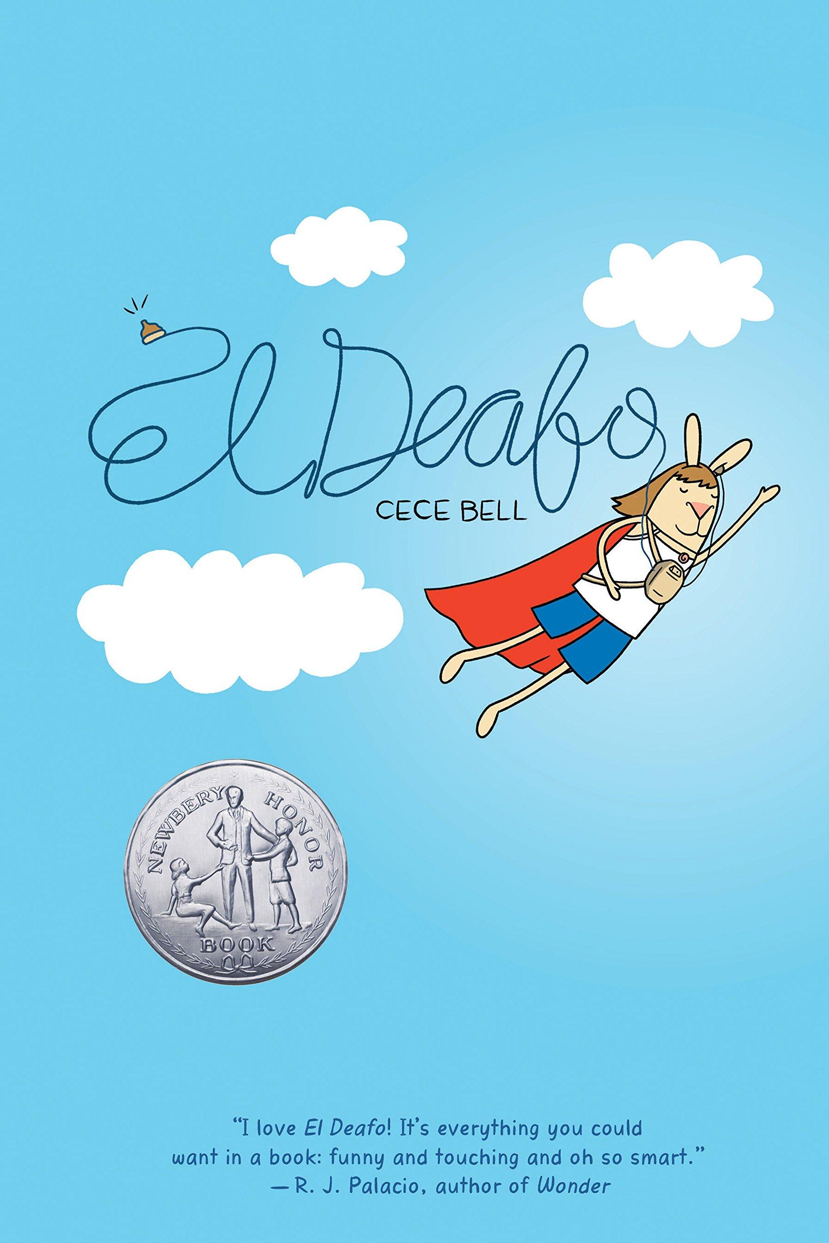El Deafo: Bell, Cece: 9781419712173: Amazon.com: Books
