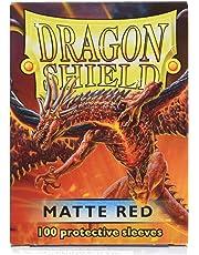 Dragon Shield Sleeves 100 Red