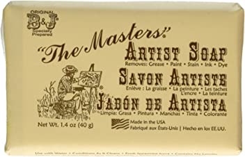 General Pencil The Masters Hand Soap-1.4 Ounces