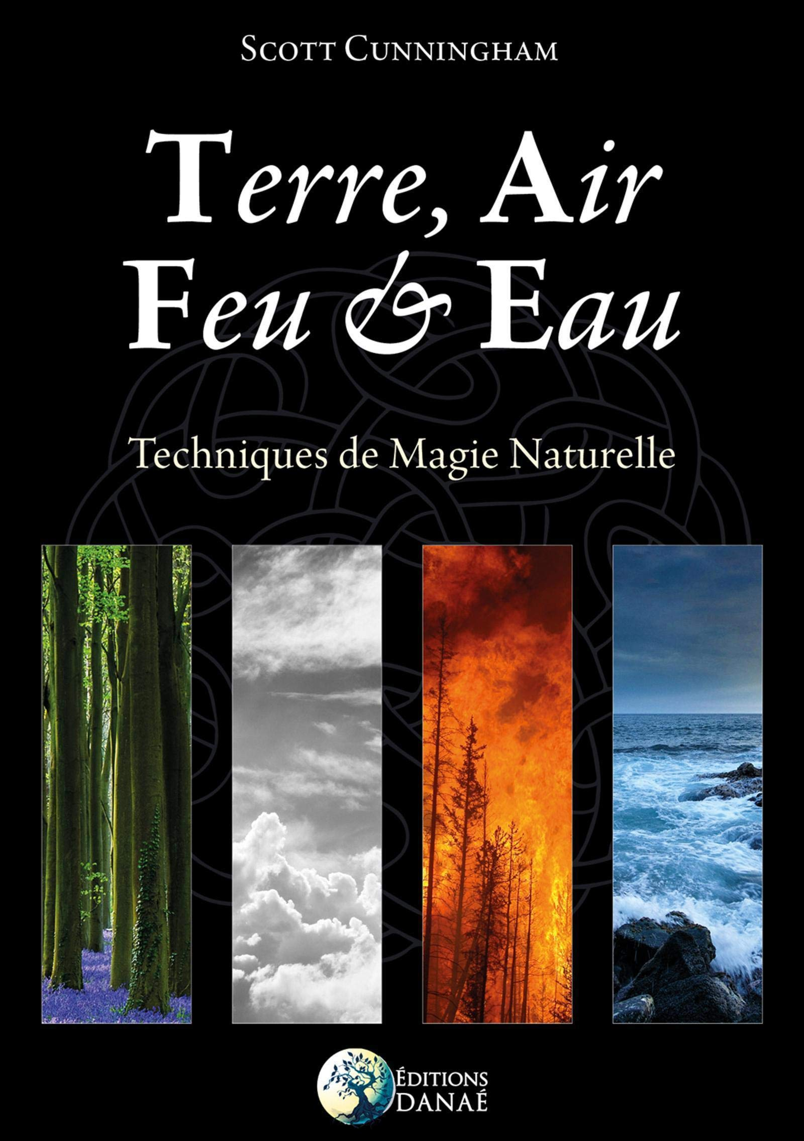 Terre Air Feu Et Eau Techniques De Magie Naturelle Danae French Edition Cunningham Scott 9791094876152 Amazon Com Books