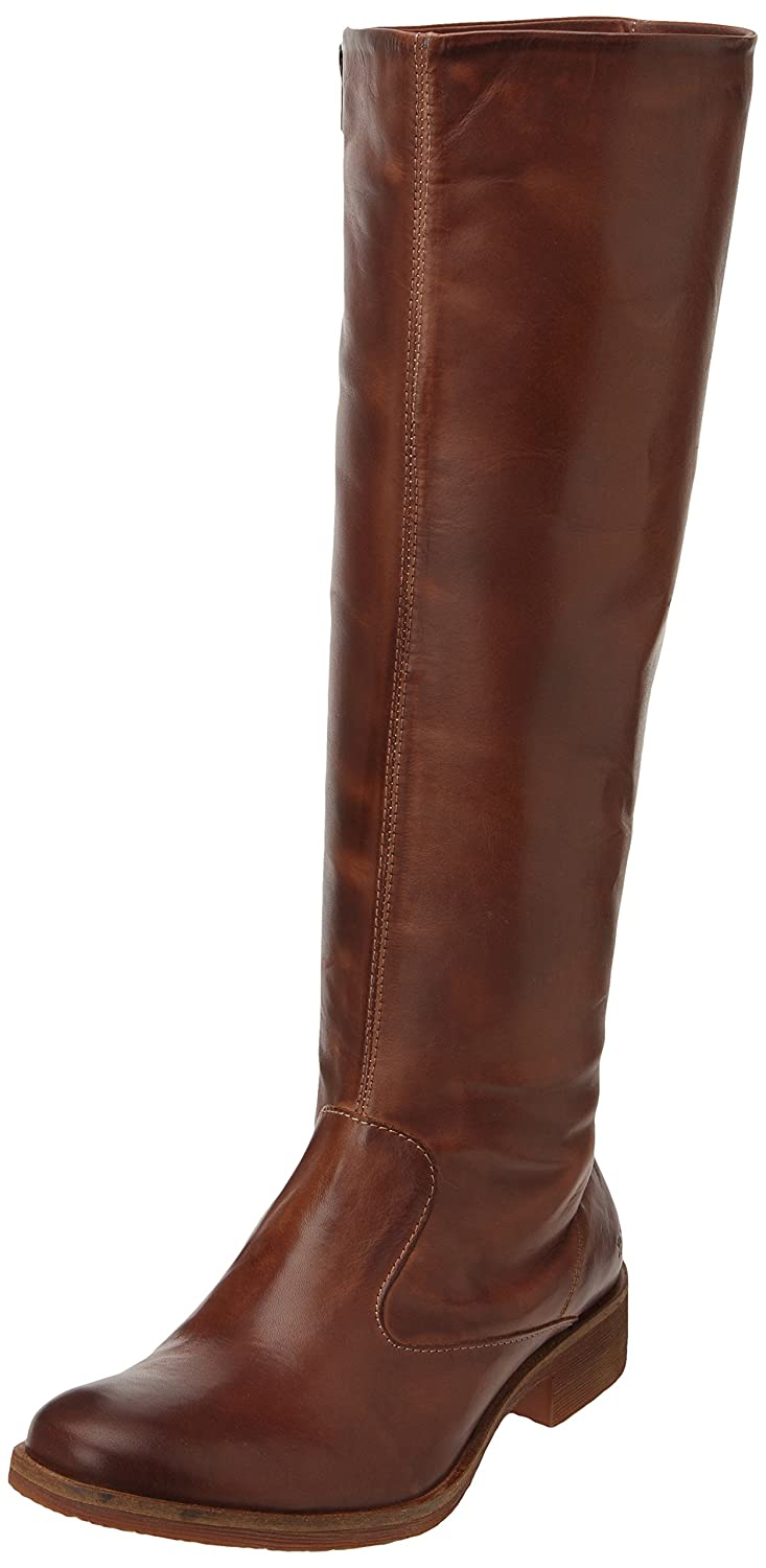 Kickers London High - Botas Mujer Braun  Marron (9 Marron)