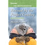 Rescued by the Perfect Cowboy: A Clean Romance (The Mountain Monroes Book 3)