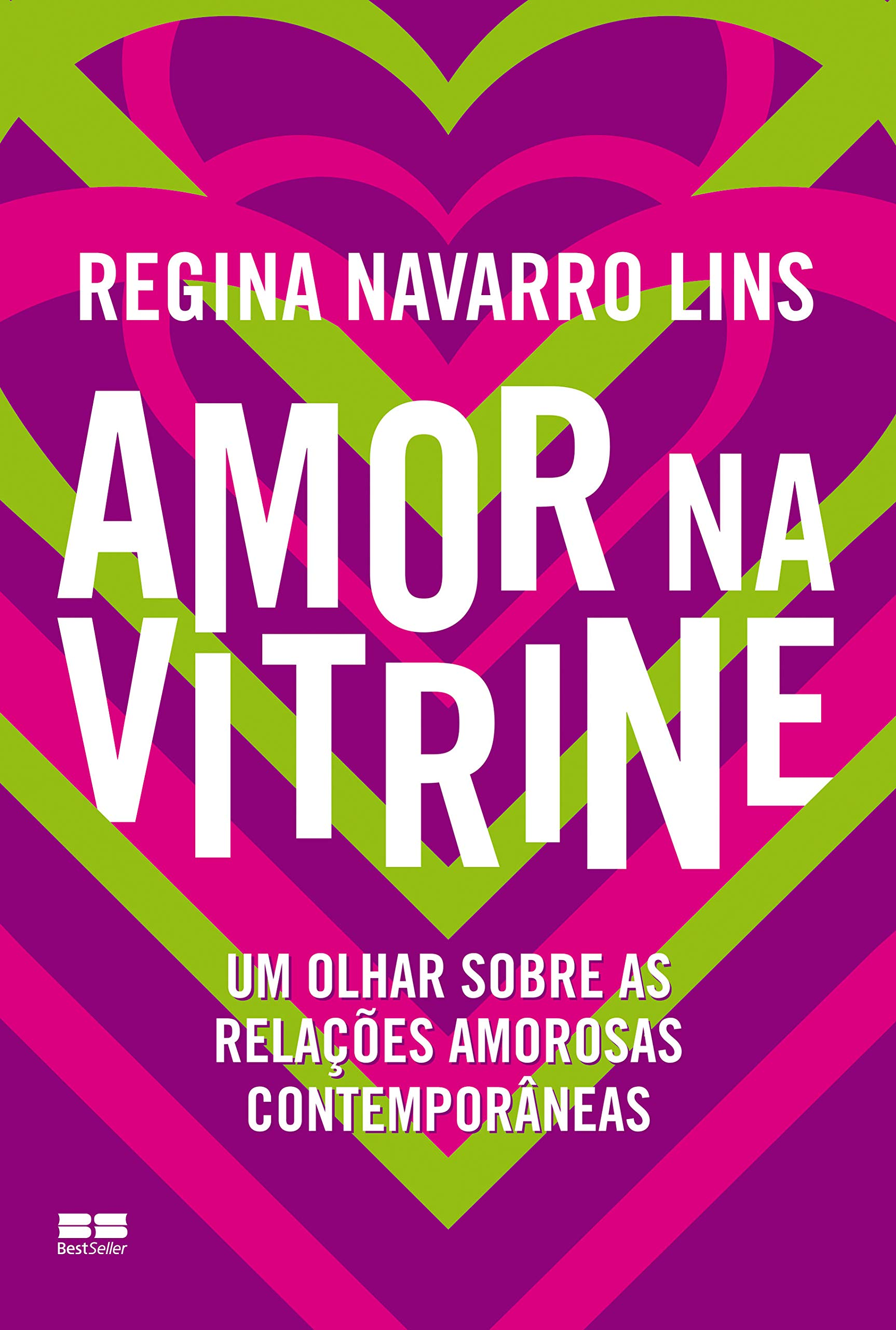 Capa do livro Amor na vitrine (Foto: Divulgação)