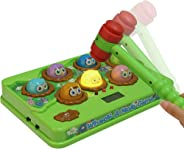 Catchstar Wack A Mole Game Fast Reflexes Whack-a-mole Game Language Learning Whack A Mole Durable Musical Electronic Whac A