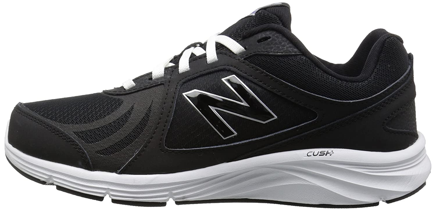 New Balance Women's WW496V3 Walking Shoe-W CUSH + Walking Shoe B012GZYAIE 9 2A US|Black