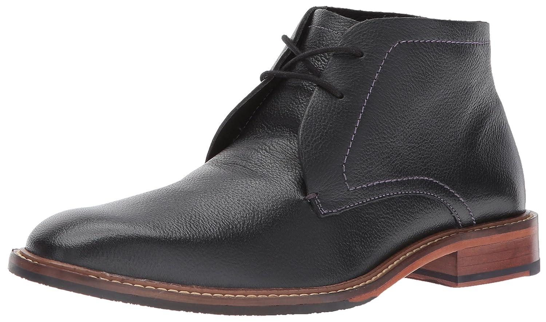 001_black Ted Baker Mens Azzlan Ankle Boot
