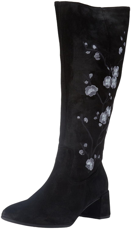 Gabor Shoes Gabor Basic, Botas para Mujer37 EU|Negro (10 Schwarz Grau)
