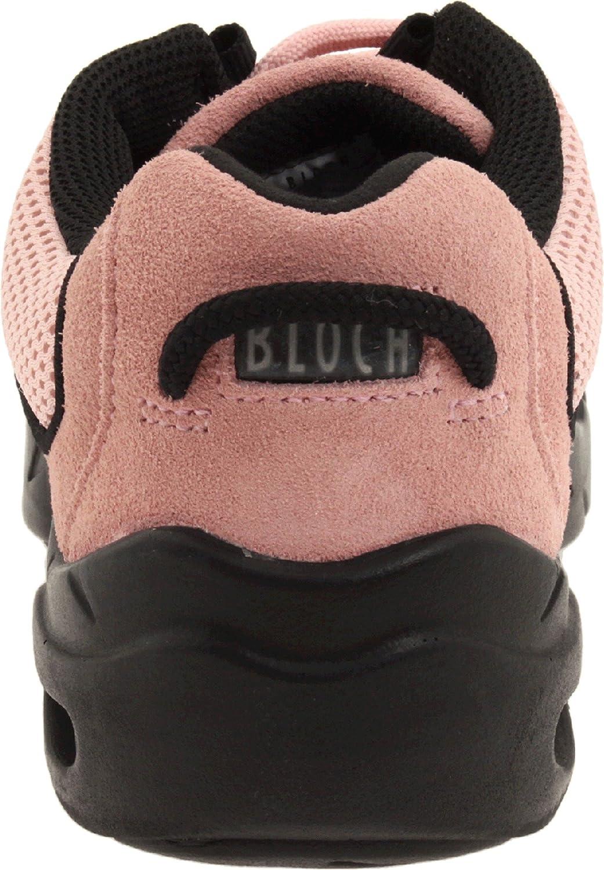 Bloch Dance Women's Boost Mesh DRT Split Sole Dance Sneaker B0041IXKHM 8.5 X(Medium) US|Pink