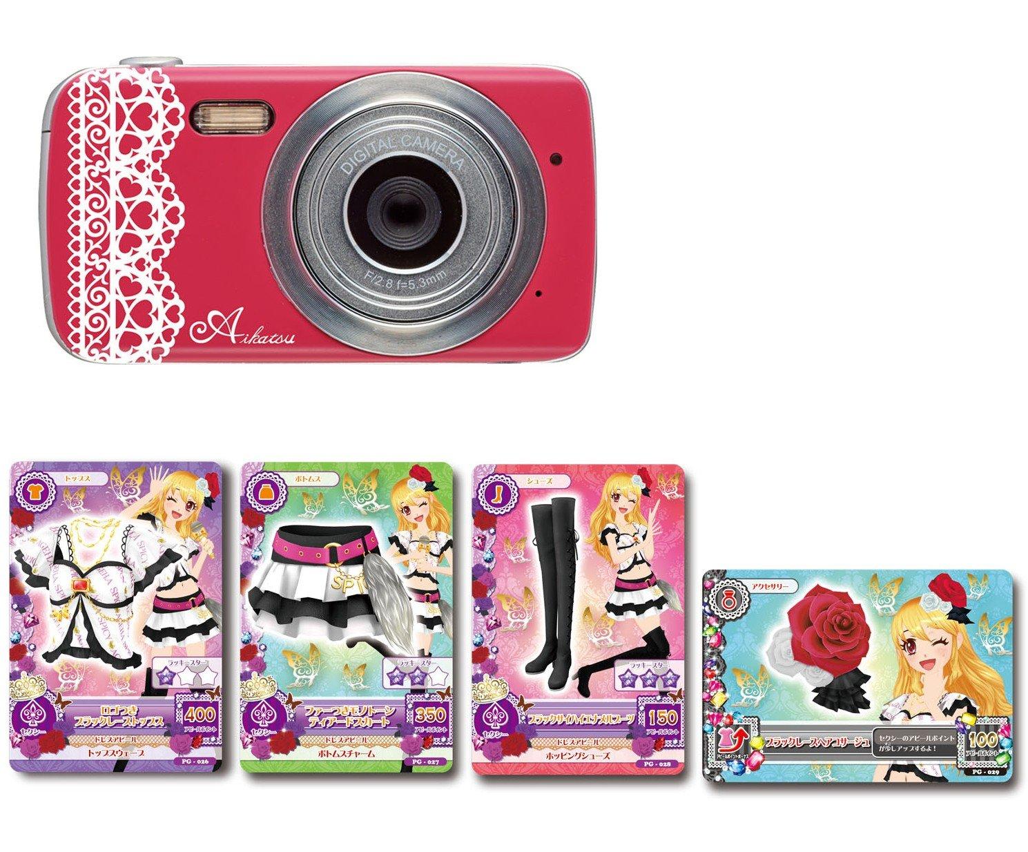 Aikatsu  Incompatibility digital camera (japan import)