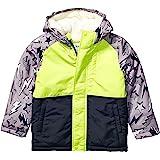 Spotted Zebra Boys' Warm Puffer Coat