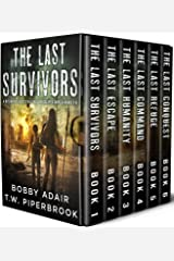 The Last Survivors Box Set: The Complete Post Apocalyptic Series (Books 1-6) Kindle Edition