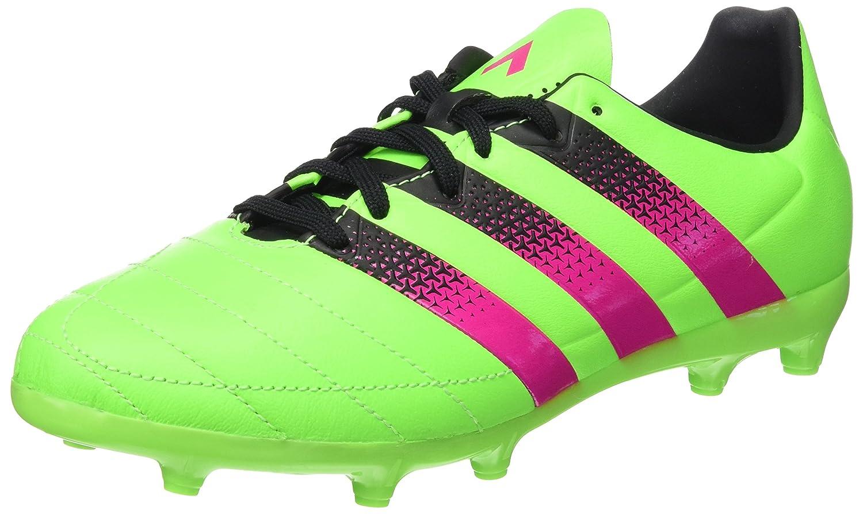 Adidas Jungen Ace 16.3 Fg Ag J Leather Turnschuhe