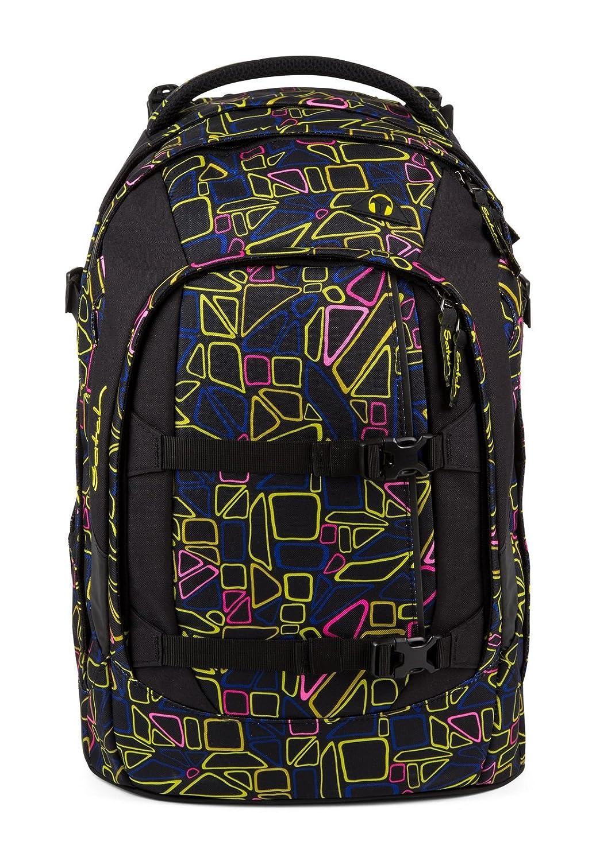 Fond of Bags - Set de útiles escolares  Varios colores Schwarz Pink Gelb