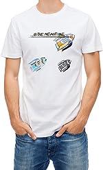 box21 Meantime Tris T-Shirt Unisex Casual