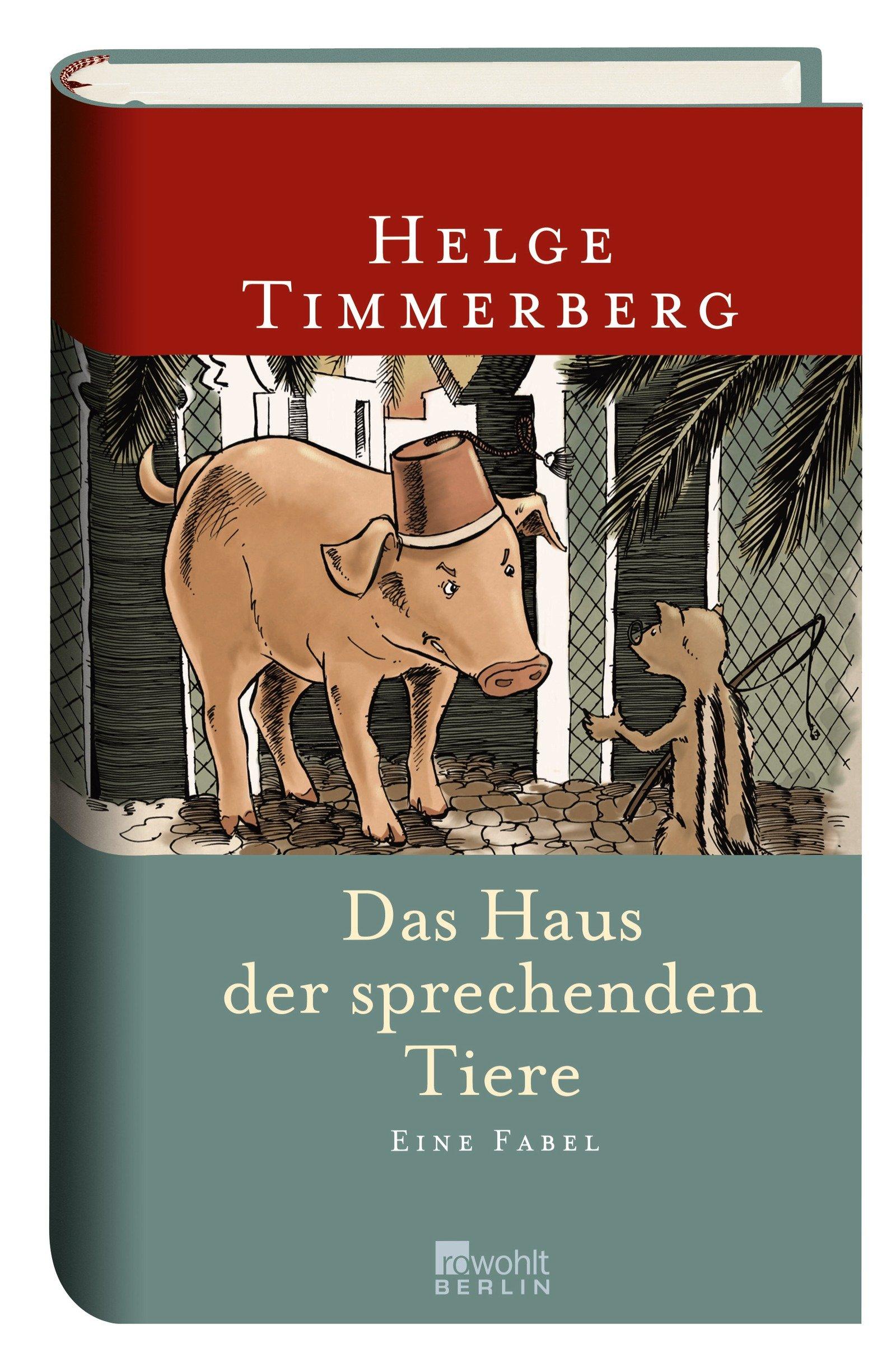 Das Haus der sprechenden Tiere: Eine Fabel (German Edition)