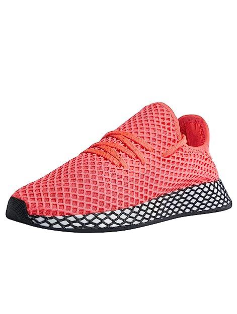 4b6a9655a2c adidas originals Hombres Zapatillas de Deporte Deerupt Runner J  Amazon.es   Zapatos y complementos