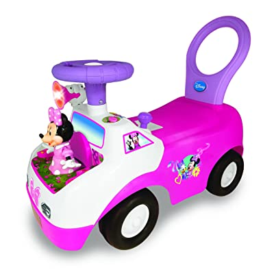 Kiddieland Toys Limited Minnie Dancing Ride On: Toys & Games