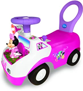 Kiddieland Toys Limited Minnie Dancing Ride On