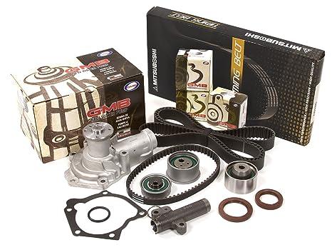 Mitsubishi Outlander 2003 2.4L SOHC Timing Belt Idler Tensioner Water Pump Kit
