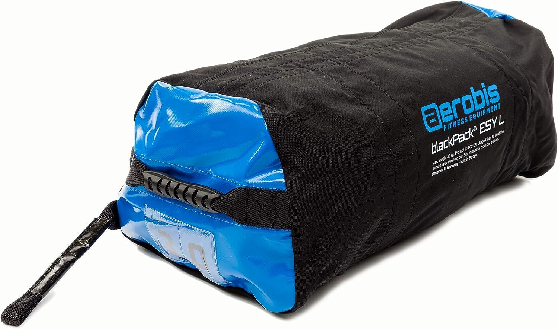 ungef/üllt bis 30kg beladbar mit Sand oder Wasser blackPack ESY L Variable Gewichtstasche