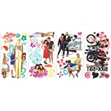 RoomMates RMK2281SCS  Teen Beach Movie Peel and Stick Wall Decals