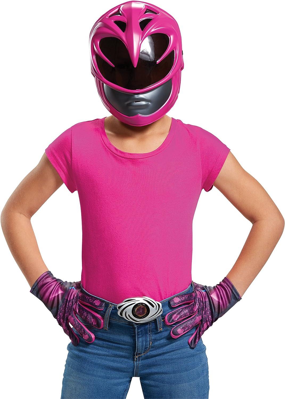 2018 Pink Power Ranger Child Accessory Kit