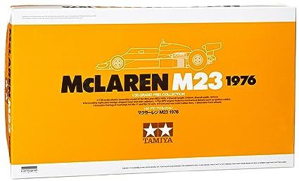 1/20 McLaren M23 1976 Grand Prix