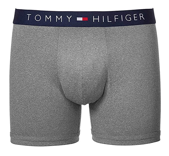 Tommy Hilfiger Mens 3 Pack Modern Fit ICON Micro Boxer Briefs at Amazon Mens Clothing store: