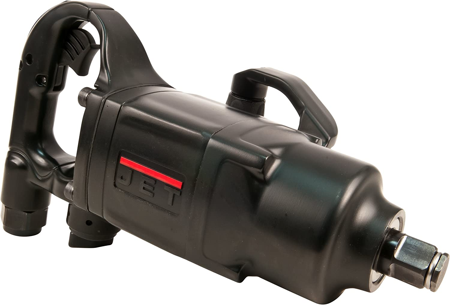 JET JAT-101 Pneumatic R8 400 ft-lbs Impact Wrench 3//8 3//8 WMH Tool Group