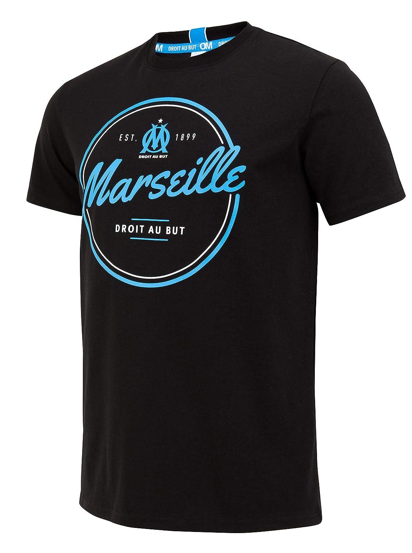 OLYMPIQUE DE MARSEILLE - Camiseta Oficial para Hombre: Amazon.es ...
