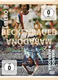 Fussball-Box: Franz Beckenbauer als Libero - Amando A Maradona [2 DVDs]