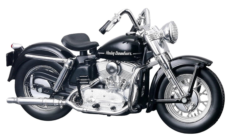 Maisto 1952 K Model Harley-Davidson -Cast Motorcycle Series 30 1:18