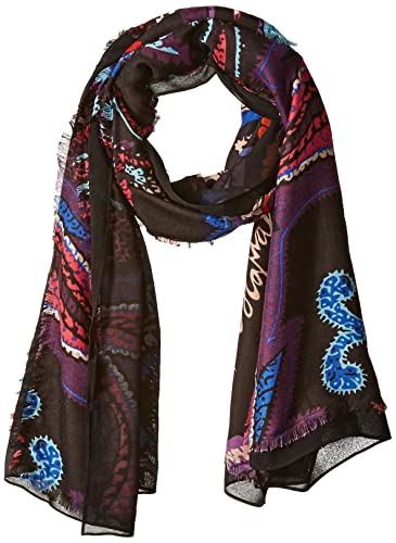 Estola Sunset Rectangle Desigual