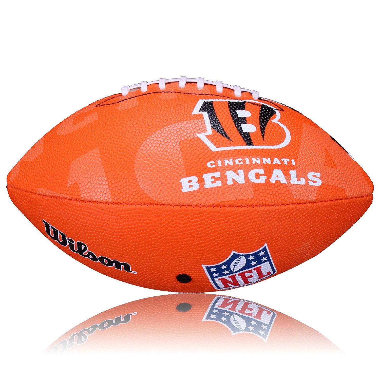 Wilson Football mit Dem Logo des NFL Junior Teams WTF1534IDAZ Arizona Cardinals Für Kinder Wilson Sporting Goods