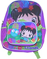 Amazon.com | Ni Hao Kai-Lan Backpack; Purple Large 16