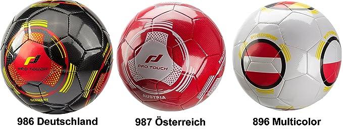Pro Touch Hombre Países 246349 Pelotas de fútbol y Países, 5 ...